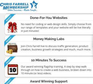 Farrell membership