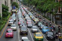 bloggiing traffic