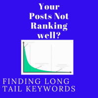 Finding Long Tail Keyword Is A Must If You Want To Rank