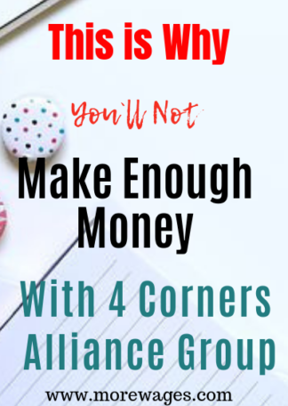4 Corners Alliance Group Review and why you`ll be better off joining other better programs