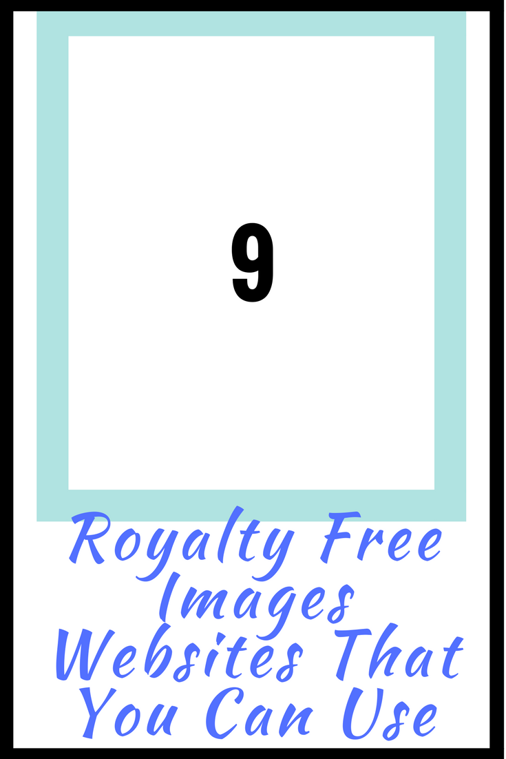 Royalty Free Images Websites That You Can Use