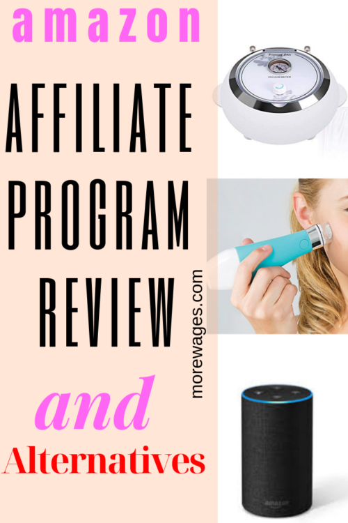 Amazon Affiliate Program Review and some good alternatives if you can`t sell Amazon products as an affiliate