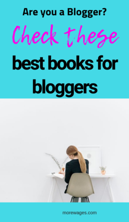 Best book for bloggers to improve how they write,socialize and improve every aspect of their blog