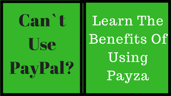 Using Payza online