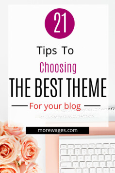 Choosing wordPress blog templates,you should consider the direction your blog will go, who are your readers.there are woo comerce templates,lifestyle WordPress templates check these pretty wordpress design templates? Have a look at premium wordpress themes for bloggers.