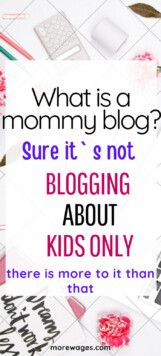 what is a mommy blog?
