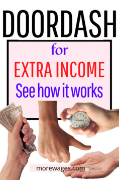 How to make money with the door dash Business Model