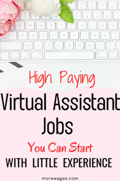 virtual assistant jobs you can start from home and earn money online.Most of these just do not require prior experience