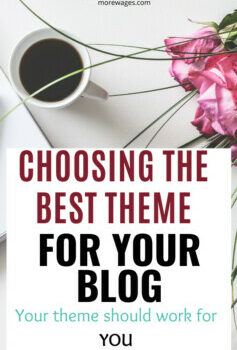 How To Choose WordPress Blog Themes,this way you can work around your template easily andgiving your visitors a great uxp.A theme is almost a blank canvas when you start, bt you can only work well with a good canvas