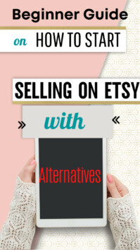Etsy is one of the largest websites online when it comes to selling everything homemade. find how to start sellingon Etsy even as a beginner and if nothing works, find Etsy alternatives