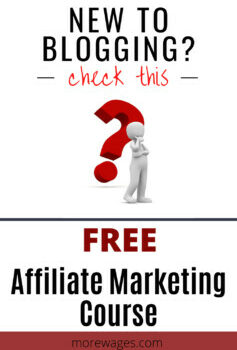 learn affiliate marketing from as a beginner with free tools