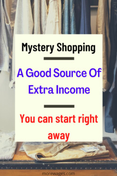 Mystery shopping is a great way to make extra income.Almost every city has mystery shopper jobs even though you might not know it. Find out all the details about being a secret shopper and make extra cash in your free time.
