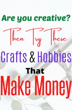 Unlike the common belief that hobbies cost money, these are hobbies that make you money.fun hobbies that you can easily turn into a profitable side hustle