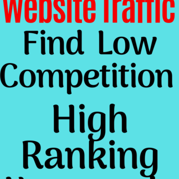 How To Use Keywords For Your Website and improve your blog rank.