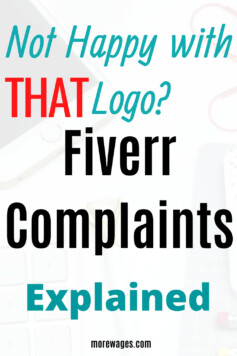 Fiverr buyer request tips, to help you avoid fiverr complaints.Click for Fiverr fees both as a buyer and seller so you may understand why you got that low quality logo after paying $5