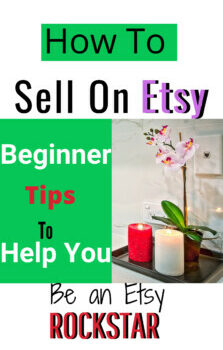 How to sell on Etsy for beginners and experienced marketers alike looking to make money online