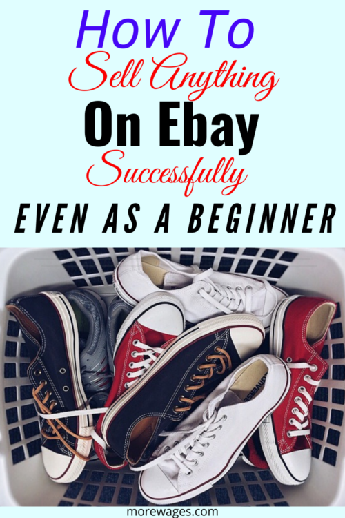 How to sell products on eBay marketing place