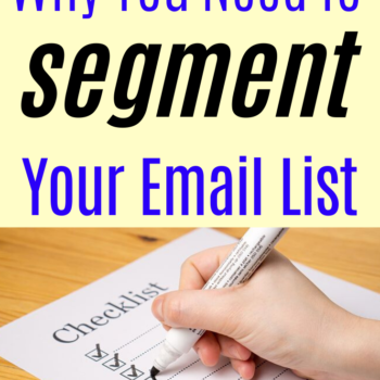 Email Marketing List Segmentation
