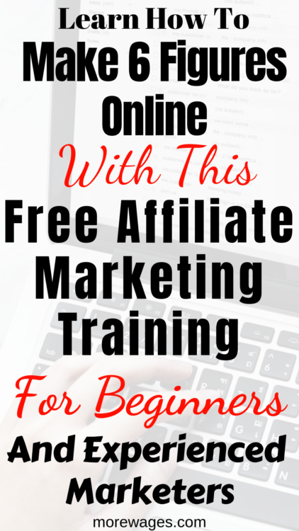 without proper training, your blog will fail, this is why you need to learn affiliate marketing from successful bloggers who have helped millions of people build very successful online businesses.