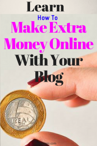 make extra money online