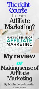 Making Sense Of Affiliate Marketing Review My Take