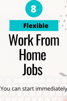 Flexible work from Home Jobs that you can start today and do at your free time earning you extra income online