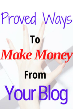 Learn How To Make Money From A Website