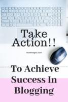 Achieve success online