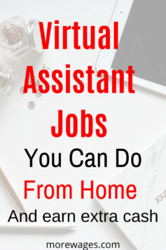 Virtual assistant jobs you can do from home