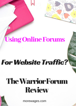 The warrior forum review