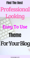 thrive theme for your blog