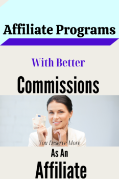 Amazon Affiliate Program Commission Reduced and it`s time to find other programs with better affiliate commissions