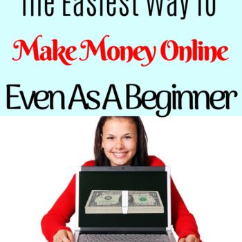 Make money online as a beginner