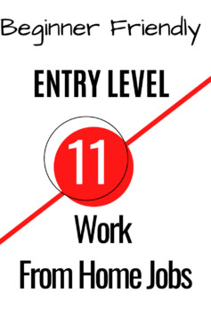 How To Find Entry Level Work From Home Jobs