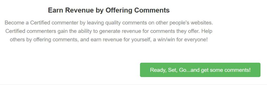 Comments On A website earns you cash at Wealthy Affiliate
