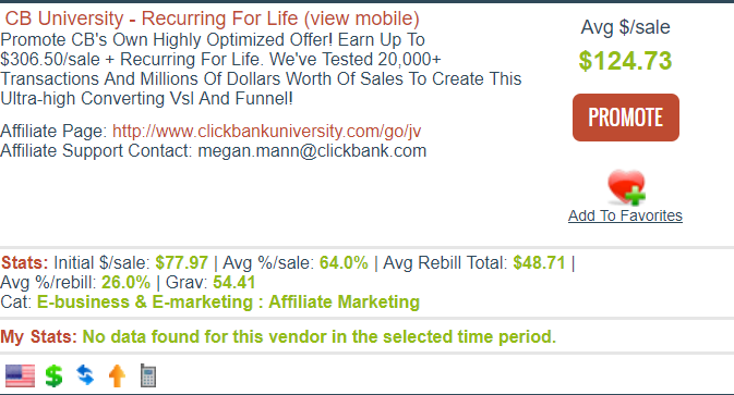 an image of clickbank product