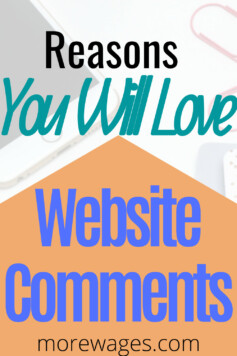 reasons you need website comments